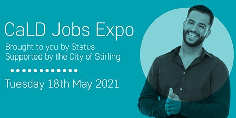 CaLD Jobs Expo tickets