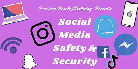 Social Media Safety & Security Community Event tickets