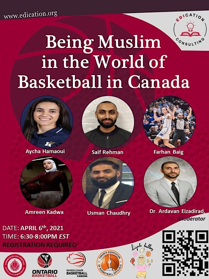 Breaking Barriers through Brave Conversations- Being Muslim in Basketball image