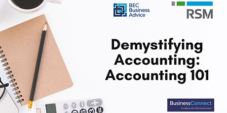 EXPRESSIONS OF INTEREST - Demystifying Accounting: Accounting 101 tickets