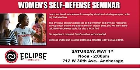 Women's Self-Defense Seminar tickets