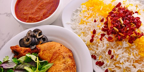 Advieh - Perfect Persian Cuisine tickets