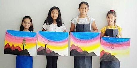 Children's Painting Workshop – 3 Days (Workshop 2) tickets