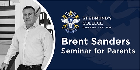 Brent Sanders Seminar for Parents tickets