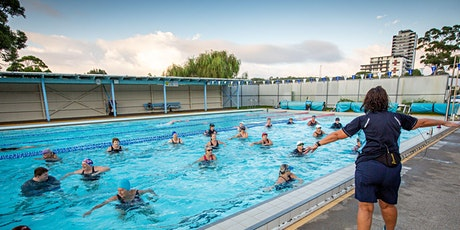 West Wallsend Swim Centre - AQUA FITNESS Bookings tickets