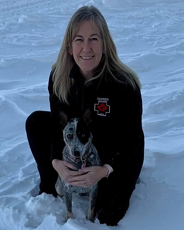 AFB  Webinar Series -  Basic Canine First Aid with Carolyn Kemps image