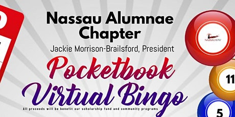 Spring Pocketbook Virtual Bingo - A chance to win designer bags! tickets