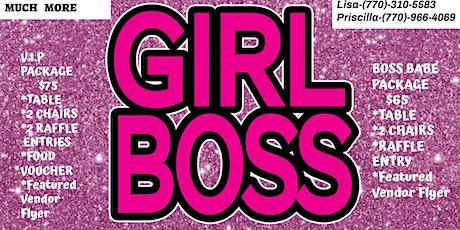 Bossy Network Girl Boss Pop Up Shop tickets