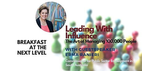 Breakfast at the Next Level | Leading With Influence tickets