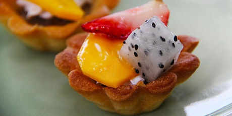 Fruit Tartelette- Kids cooking class in French tickets