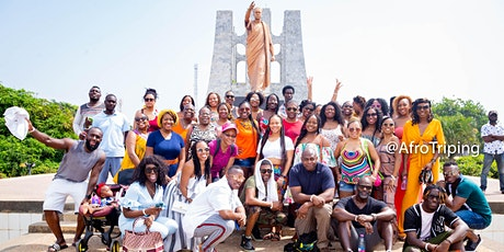 AfroTriping | Beyond The Return Ghana Trip | 9 Nights tickets