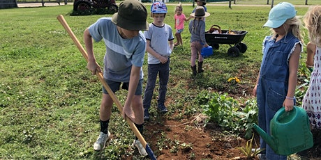 FARM KIDS - Mini Farmers Term 2 Thursday Sessions (Veggies) tickets