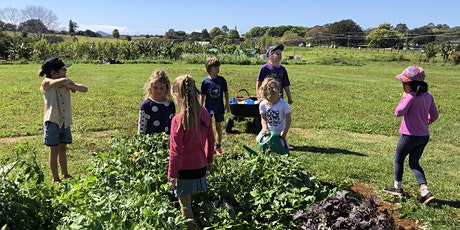 FARM KIDS - Mini Farmers Term 2 Thursday Sessions (Sustainability) tickets