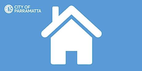 April Meeting - Parramatta Homelessness Interagency tickets