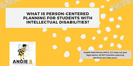 What is Person-Centered Planning for Students with Disabilities? tickets