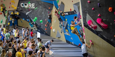 Bouldermania 2021 - Climbing Competition tickets