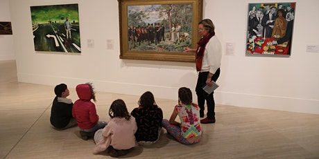 April School Holiday Family Guided Tours tickets
