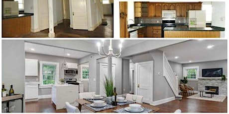 RENOVATE YOUR INVESTMENT PROPERTY IN 30 DAYS OR LESS tickets