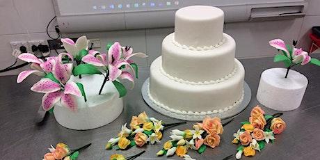 Basic Cake Decorating Workshop tickets