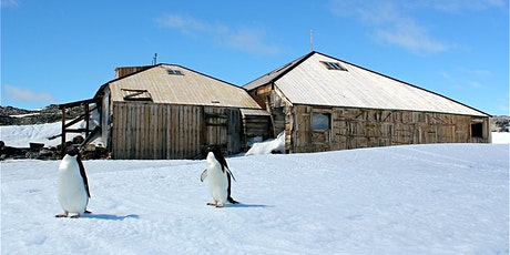 Antarctic exploration and the archaeological excavations of Mawson's Huts tickets