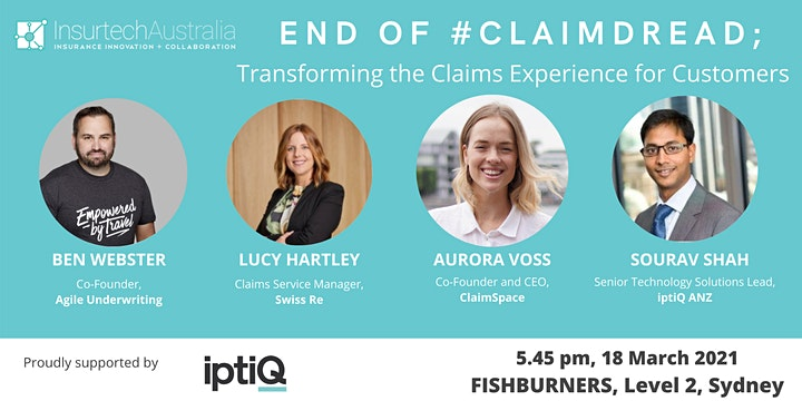 End of #claimdread; Transforming the Claims Experience for Customers image