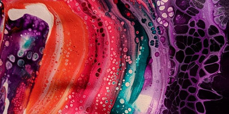 Acrylic Paint Pouring - 16 April Afternoon tickets