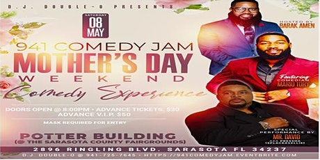 Mothers Day Weekend Comedy Experience tickets
