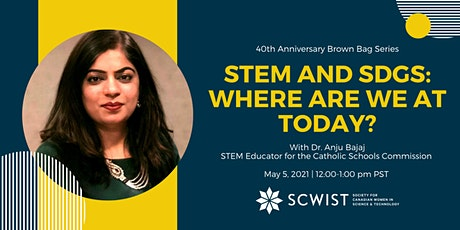 STEM and SDGs: Where are we at today? tickets