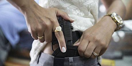 Enhanced TN Handgun Carry Permit Class,  April 17 tickets