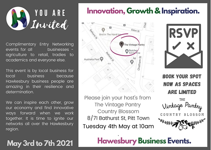 PITT TOWN | Hawkesbury Business Week image
