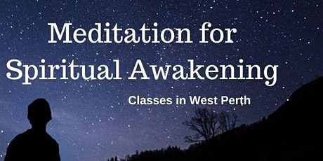 Free class: Meditation for Spiritual Awakening - Mondays tickets