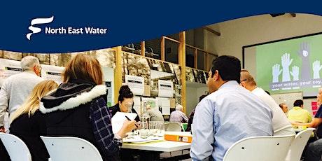 Urban Water Strategy Community Workshop - Wangaratta tickets