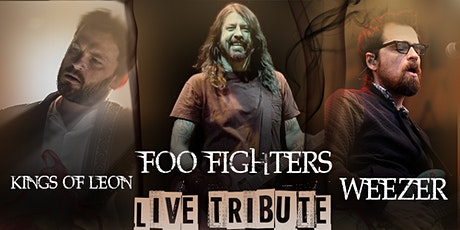 Palmerston North - Foo Fighters, Weezer, Kings of Leon LIVE tributes tickets