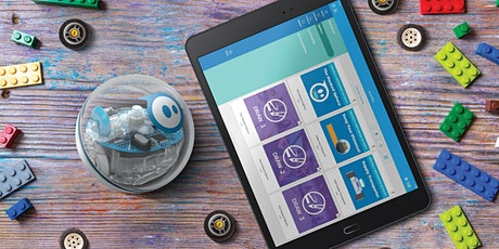 Workshop: Learn to block code with SPHERO, LEGO® + lots of wheel fun! tickets