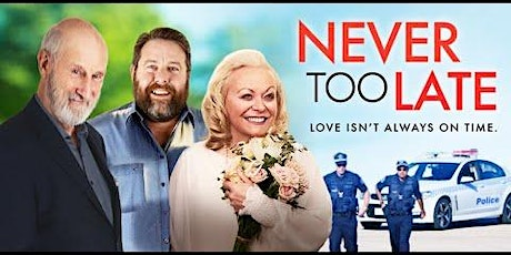 Seniors Festival: Golden Screening - Never Too Late tickets