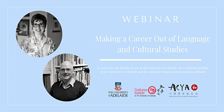 Making a Career Out of Language and Cultural Studies tickets