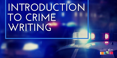 Introduction to Crime Writing tickets