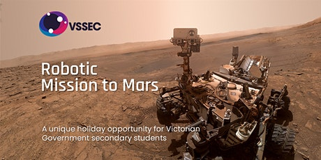 Robotic Mission to Mars - A school holiday space experience tickets