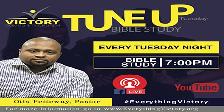 Tune-Up Tuesday Bible Study tickets