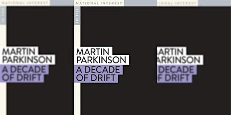 In conversation with Martin Parkinson tickets