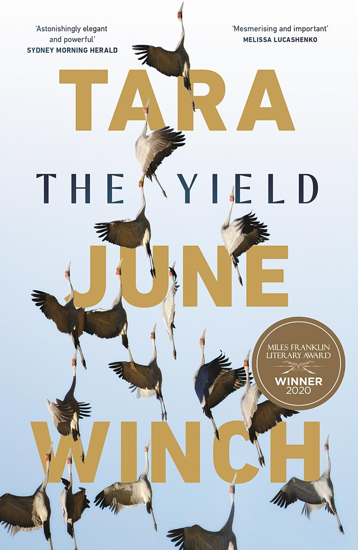Texta book club: The Yield (in-person) image