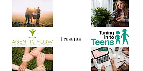Tuning into Teens Online (6  x 2hr sessions) tickets