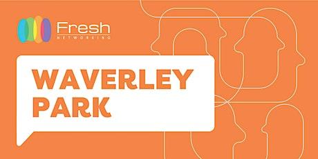 Fresh Networking  Waverley Park - Guest Registration tickets
