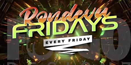 Rondevu Friday's tickets