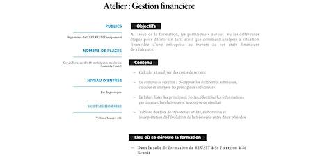 Atelier Gestion Financière billets