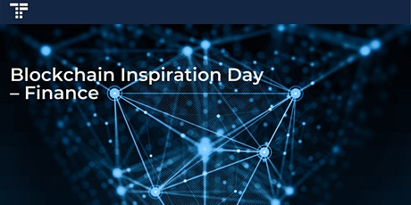 Blockchain Inspiration Day – Finance Tickets