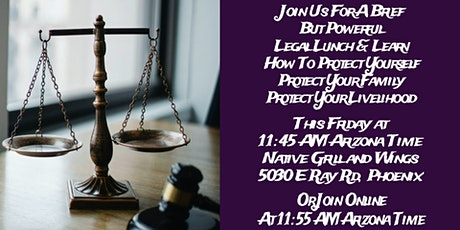 Legal Empowerment Lunch & Learn tickets