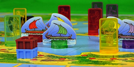 Games Club - Ticket to Ride (Ages 10-17) tickets