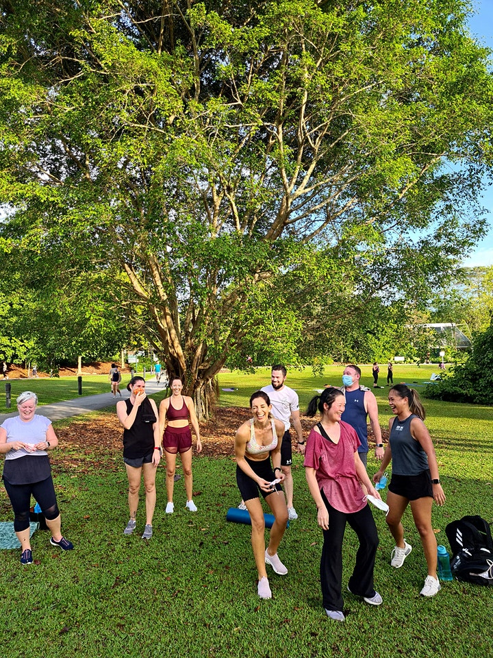 Glow in the Gardens Bootcamp SG image