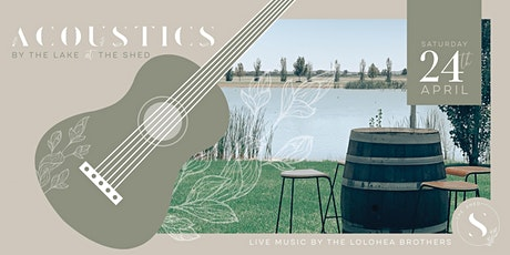 Acoustics by the lake @ THE SHED tickets